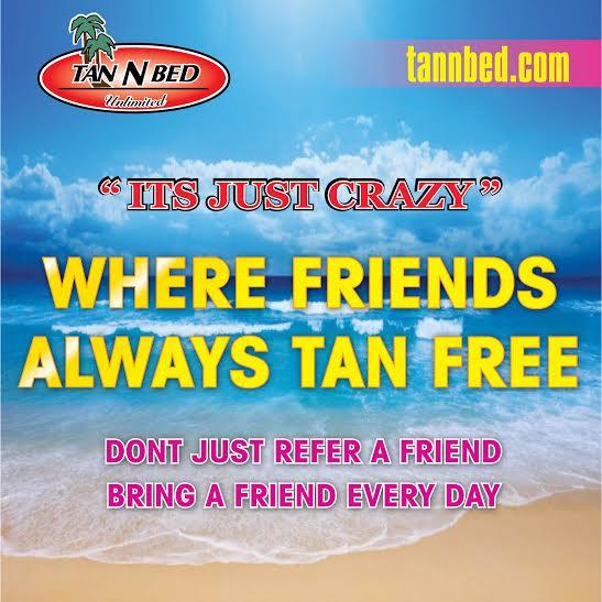 Friends Tan Free